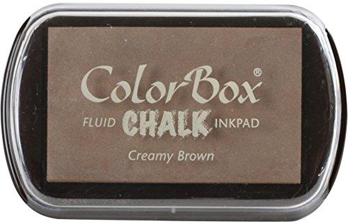 ColorBox Fluid Chalk Stempelkissen, cremige braun