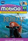 Vtech 250805–Elektronisches Lernspiel–Mobigo-Spiel