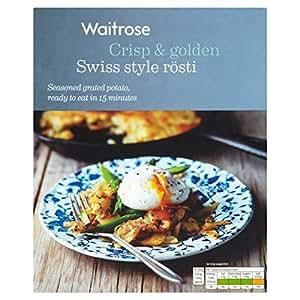 Rosti Swiss Style Potato Fry Waitrose 400g