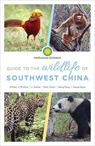 Guide to the Wildlife of Southwest China (Wildlife China)
