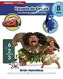 Best Disney libros por un 1 años de - Dividir: Matemáticas: divisiones por una cifra · problemas Review