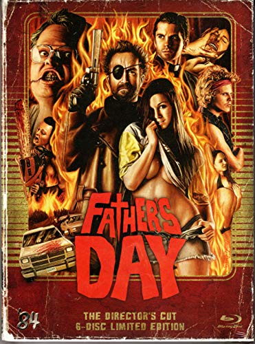 Father\'s Day ( 6-Disc Limitiertes Mediabook ) 100{50e273e5dec2f48c6e406517baa274b9196acf57397705f1a95df69b4b664dbd} Uncut ( `84 Entertainment )