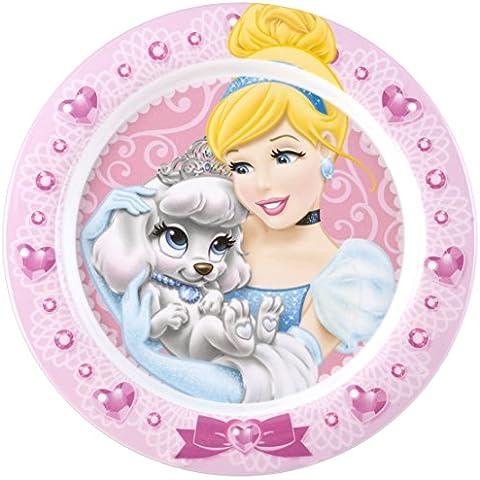 Home Disney Princess e Pet Piatto Piano