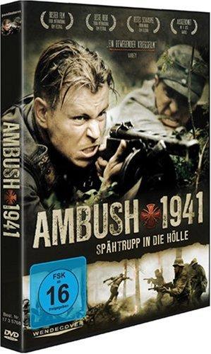 Preisvergleich Produktbild Ambush 1941 - Spähtrupp in die Hölle