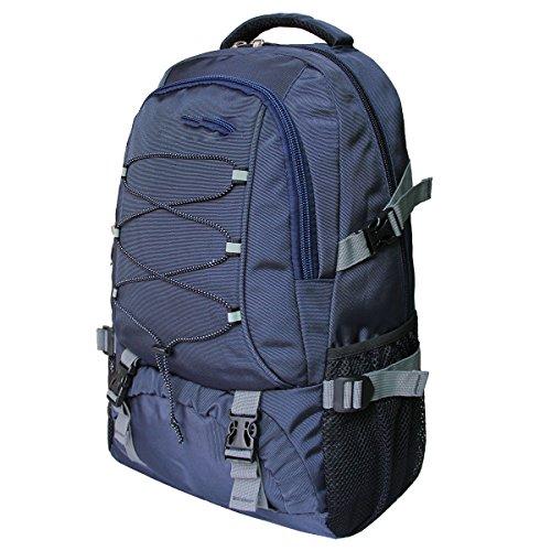 TUOZA Mens Im Freien Wandernden Atmungsaktiv Dauerhaft Reiserucksack Blue