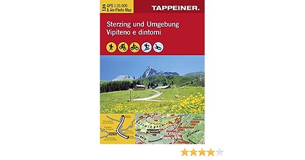 Cartina Geografica Vipiteno E Dintorni.Amazon It Cartina Vipiteno E Dintorni Carta Escursionistica Carta Panoramica Aerea Ediz Multilingue Aa Vv Libri