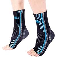 Doc Miller Orthopädische Klammern zur Unterstützung des Knöchels. Socken für geschwollenen Fuß Plantarfasziitis... preisvergleich bei billige-tabletten.eu