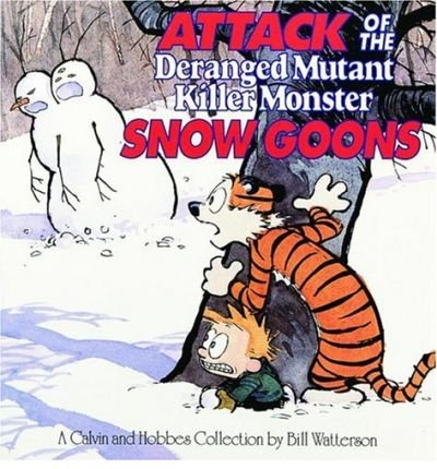 (Attack of the Deranged Mutant Killer Monster Snow Goons) By Watterson, Bill (Author) Paperback on (01 , 1992)