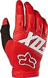Fox Dirtpaw Race - Gants - rouge Taille de gant S 2018 gants velo hiver
