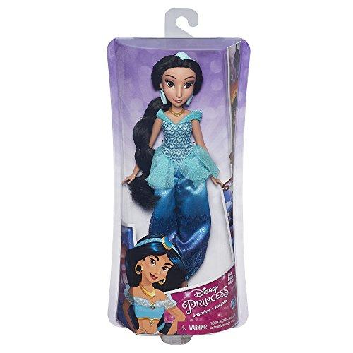 Disney Muñeca Princesa Real Brillos