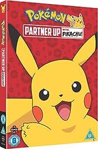 Pokemon - Partner up with Pikachu! [DVD]