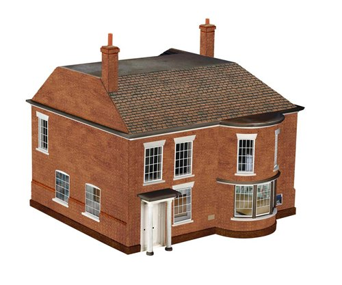 National Bank Street (Hornby R9774 00 Gauge Skaledale The Street National Mercantile Bank)