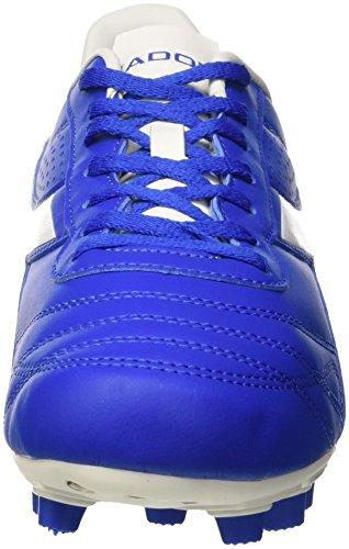 Diadora Herren Brasil R Mdpu Fußball-Trainingsschuhe Blu (Azzurro/Bianco)