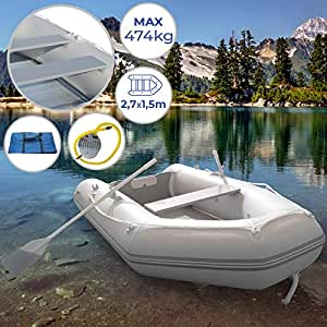 Canoeing & Kayaking 2 Person Man Inflatable Kayak Pathfinder