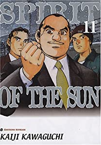 Spirit of the sun Edition simple Tome 11