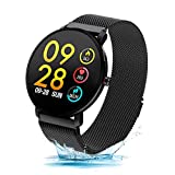 Duang Smart Watch, Fitness Tracker Uhr IP68 Wasserdichter Aktivitäts-Tracker...