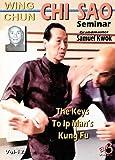 2 DVD Box Mastering Wing Chun The Keys to Ip Man's Kung Fu Vol.12 - Chi Sao Seminar