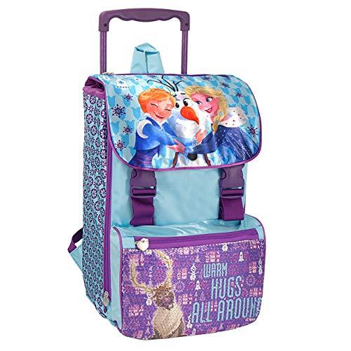 outlet b0206 d87c3 Disney Store Frozen Elsa/Anna zaino trolley di Disney Zaini ...