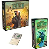 Image for board game Price Toys 7 Wonders Duel Game Collection - Includes 7 Wonders:Duel and Pantheon Expansion (Duel/Pantheon)