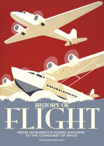 History Of Flight From Leonardo S Flying Machine To The Conquest Of Space