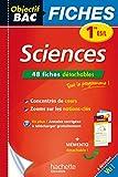 Sciences 1re ES/L