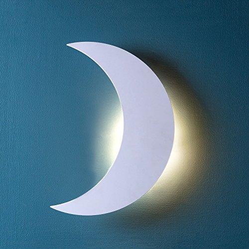LED Mond Schlafzimmer Licht Timer batteriebetrieben Lights4fun