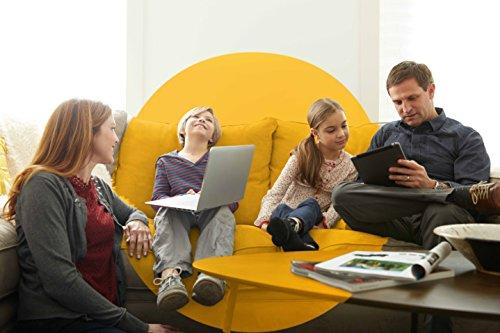 Norton Security Premium Antivirus Software 2018 / Zuverlässiger Virenschutz (Jahres-Abonnement) für bis zu 10 Geräte inkl. Familienschutz (Kindersicherung) / Download für Windows, Mac, Android & iOS - 4
