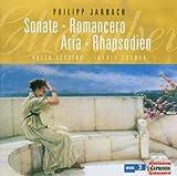 Philipp Jarnach: Aria - Romancero I - Rhapsodies