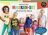 Masken-Set Zum Basteln und Bemalen