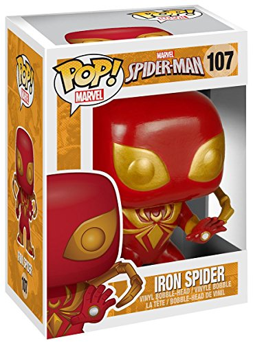 Image of Spider-Man Iron Spider 107 Collector's figure Standard