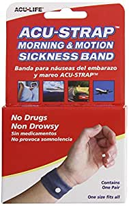 Acu-Life Motion Sickness Relief Band