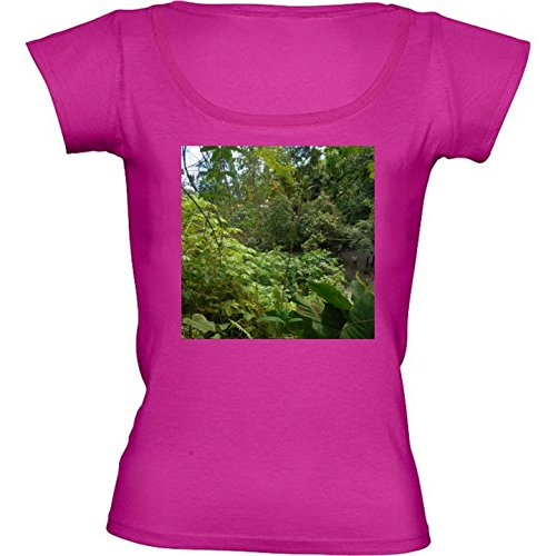 t-shirt-pour-femme-rose-fushia-col-rond-taille-m-eden-project-1-by-cadellin
