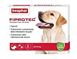 Beaphar Fiprotec pipettes de chien (1)-Solution de pesticides spot on avec Active...