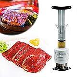 Inyector de condimento ablandador de carne 2 en 1 especial barbacoas de OPEN BUY