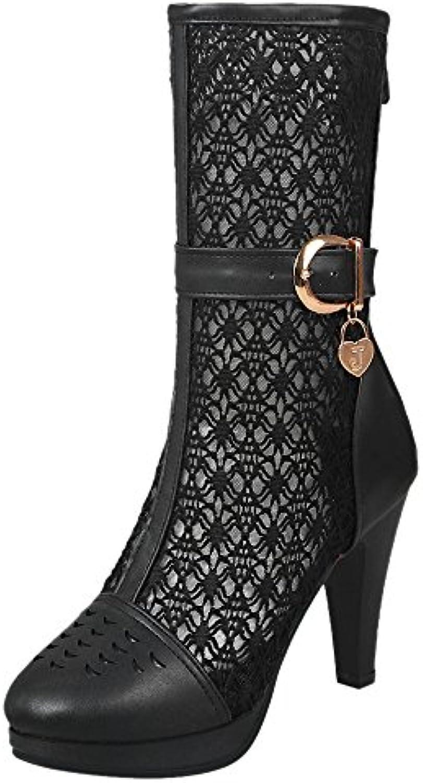 VulusValas Mujer Fashion Heels Sandalias - Zapatos de moda en línea Obtenga el mejor descuento de venta caliente-Descuento más grande