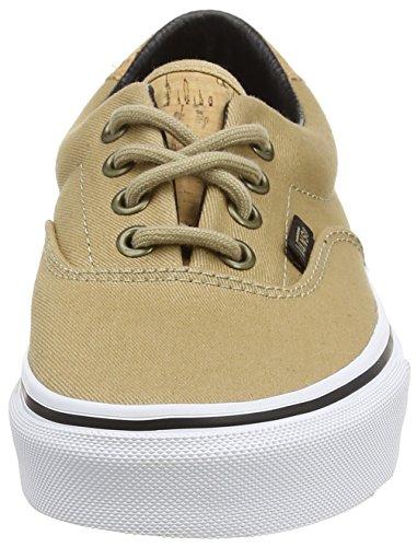 Vans–Era 59CA - Sneakers mixtes Noir - Black (Cork Twill - Incense)