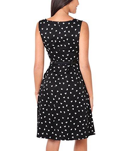 KRISP Rockabilly Pin Up Kleid 50er Jahre Vintage Kleid - 3