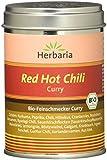 Herbaria Red Hot Chili Curry Bio, 80 g Dose