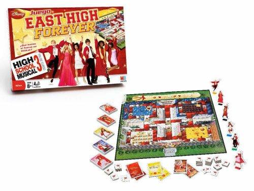 Hasbro 640503 - M.B. Juegos High School Musical 3
