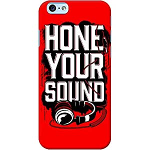 iphone 6 back case cover ,Hone Your Sound Designer iphone 6 hard back case cover. Slim light weight polycarbonate case with [ 3 Years WARRANTY ] Protects from scratch and Bumps & Drops.