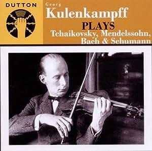 Kulenkampff Plays Tchaikovsky...