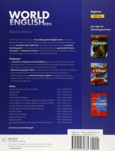 World English Intro: Real People, Real Places, Real Language