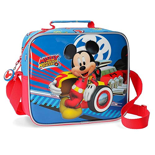 Disney World Mickey Beauty Case da viaggio 23 centimeters 4.1399999999999997 Multicolore (Multicolor)