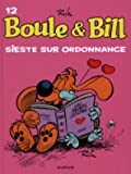 Boule & Bill, Tome 12 - Sieste sur ordonnance