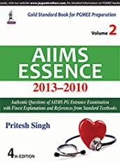 AIIMS Essence (2013–2010) - Vol. 2