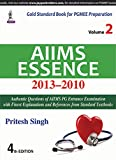 #9: AIIMS Essence (2013–2010) - Vol. 2