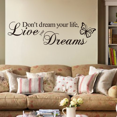 adesivo-da-parete-in-vinile-con-scritta-dont-dream-your-life-live-your-dreams