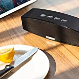Anker Stereo Wireless Bluetooth 4.0 Speaker (A3143), 20W Output from Two 10W Drivers, Dual Passive Radiators / Subwoofers for Bass, 8-hour Playtime, Bluetooth Speaker for iPhone, iPad, Samsung, Nexus, HTC and More Bild 5