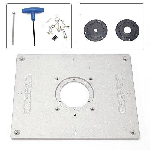 Aluminio Placa De InserciÓN Placa De Fijación Para