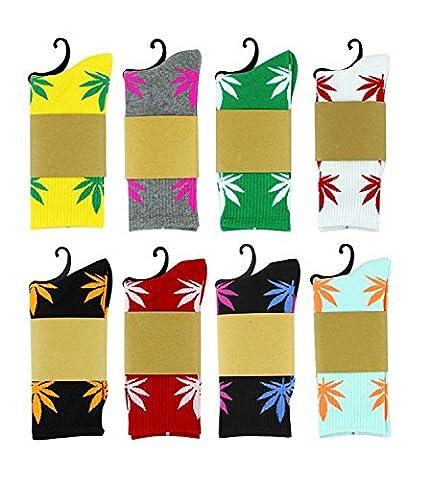 Spring fever - Chaussettes de sport - Homme - multicolore - Taille Unique